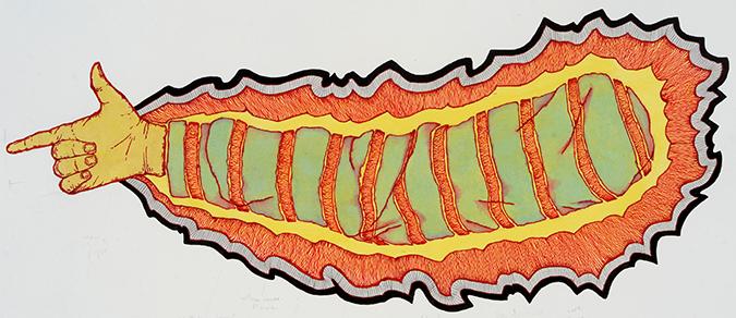 Fiery Arms #3